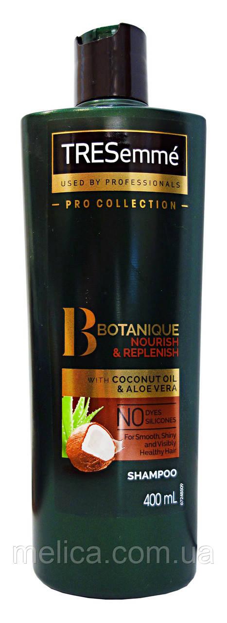Шампунь TRESemmé Botanique Detox Увлажняющий - 400 мл.