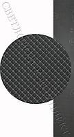 Полиуретан листовой набоечный BISSELL, art.100310T, р. 360*35*6мм, цв. черный