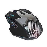 Оптическая игровая мышь Б/У Marvo Scorpion M418 (7 кнопок, 2400 dpi, подсветка)