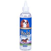 Davis MoJo! сыворотка с протеинами шелка и пантенолом для укладки шерсти собак и котов, 0.237 л