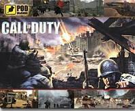 Коврики для мышки Pod Myshkou Call of Duty