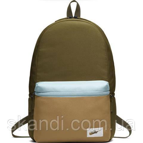 Рюкзак Nike Heritage хаки BA4990 368