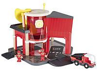 Пожарная часть для деревянной железной дороги Playtive Junior