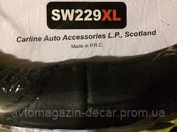 """Оплет руля """"XL"""" черный  SW229 (25 шт.)"""