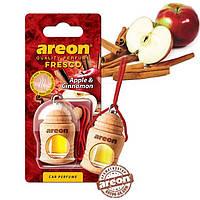 """Освеж.жидк.бочка 4ml - """"Areon"""" - Fresco - Apple&Cinnamon (Яблоко-Корица) (12шт/уп)"""