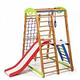 Детский спортивный уголок -  «Кроха - 2 Plus 2» SportBaby , фото 4
