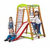 Детский спортивный уголок -  «Кроха - 2 Plus 2» SportBaby , фото 5