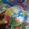Игрушка лизун желе в банке 6 цветов перламутр