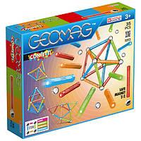 Магнитный конструктор Geomag Confetti 35 деталей | Геомаг