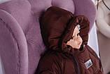 Детский мешок для новорожденных Sky коричневый, фото 5