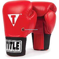 Перчатки для спаррингов TITLE Professional Training Gloves
