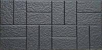 Форма для изготовления плитки Блок дорожный №6 100х50х5