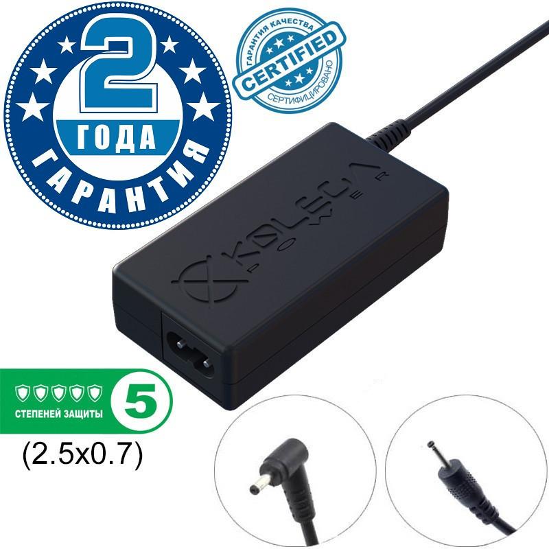 Блок питания Kolega-Power для ноутбука Asus 19V 2.1A 40W 2.5x0.7 (Гарантия 12 мес)