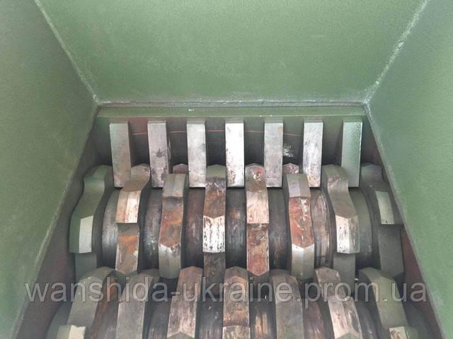 дробилка для металлической стружки