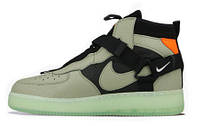 Кроссовки Nike SF Air Force 1 Mid Spruce Fog