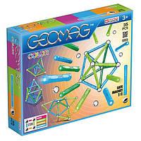 Магнитный конструктор Geomag Color 35 детали | Геомаг