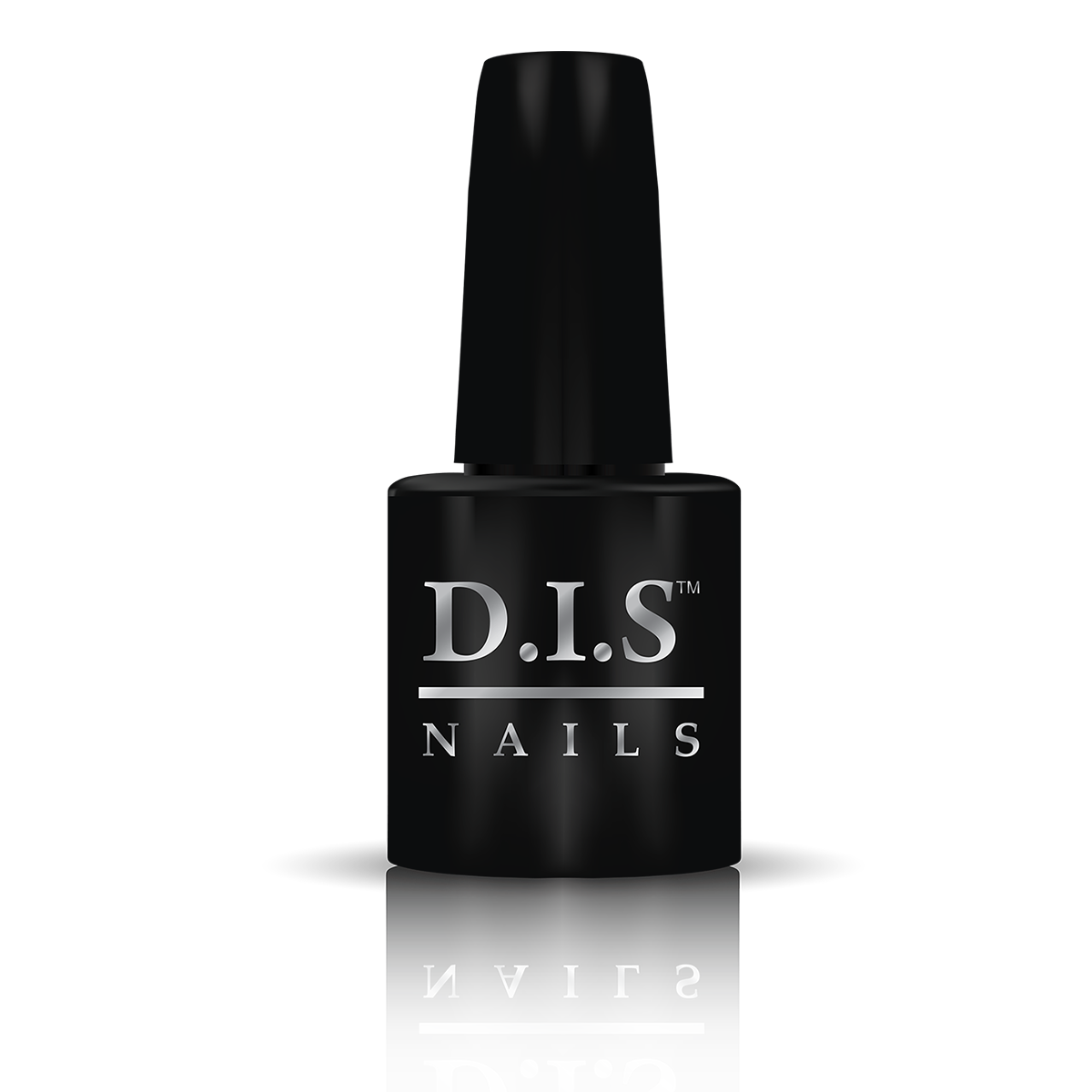 База-топ для  гель-лака D.I.S Nails GEL POLISH BASE & TOP  7,5 мл (с липким слоем)