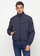 Мужская демисезонная куртка Danstar K-180 (50) синяя