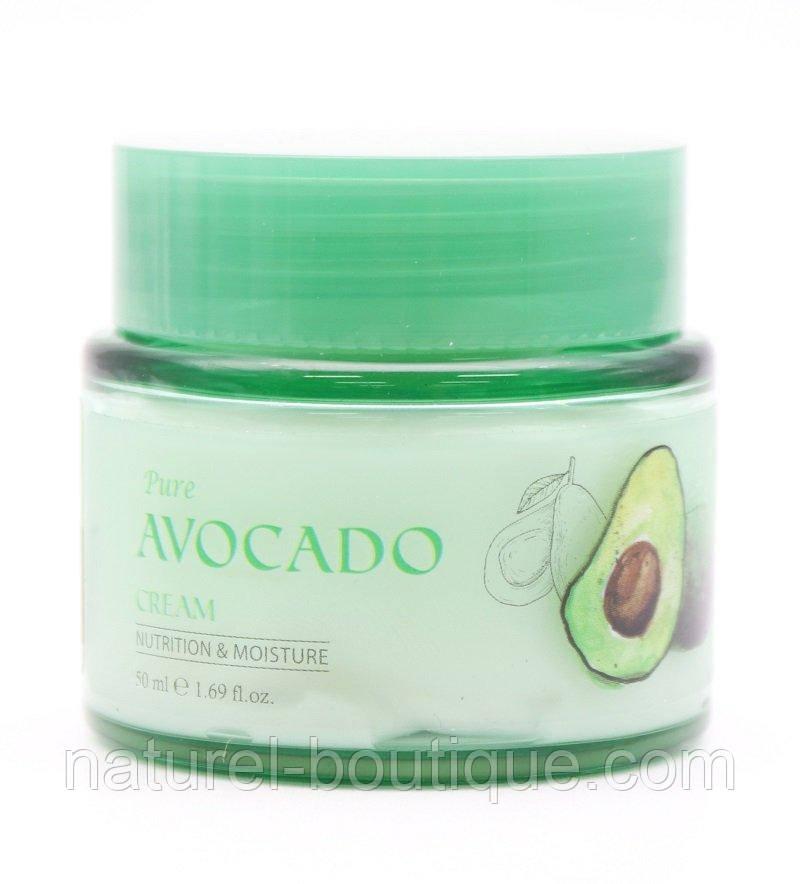 Крем для лица Esfolio pure avocado cream