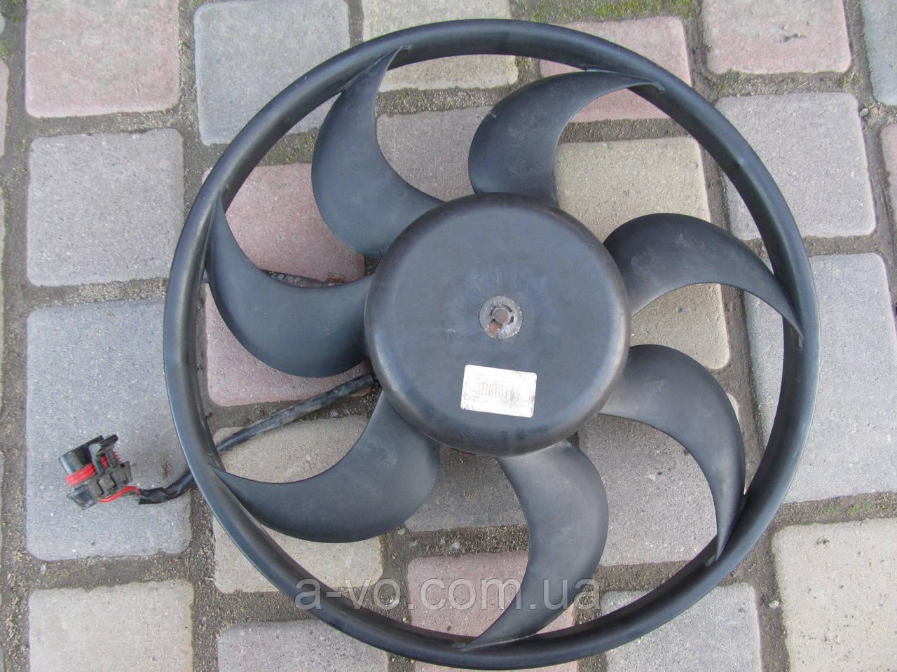 Вентилятор основного радиатора для Opel Vectra B, 90499672, 0130303217