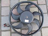 Вентилятор основного радиатора для Opel Vectra B, 90499672, 0130303217, фото 1