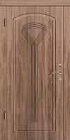 """Входная дверь для улицы """"Портала"""" (Люкс Vinorit) ― модель Джента, фото 1"""