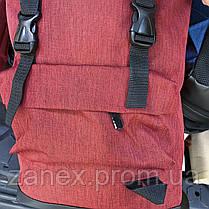 Рюкзак Zanex 20 литров туристический городской 50 x 28 рюкзак полевой, для треккинга, рюкзак походный, фото 3