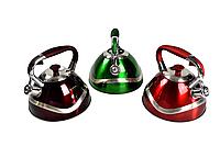 Чайник со свистком Edenberg EB-7010