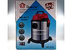 Промышленный моющий пылесос DOMOTEC MS-4411 4в1   Профессиональный пылесос, фото 7