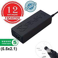 Блок питания Kolega-Power 19v 4.74a 90w 5.5x2.1 (Гарантия 12 мес), фото 1