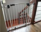 Дитячі ворота безпеки / бар'єр Maxigate для дверного отвору від 133 см до 142 см, фото 3