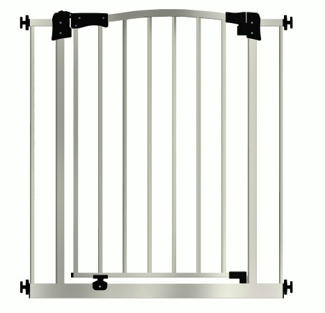 Детские ворота безопасности Maxigate (93-102см) высота 107см