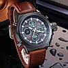 Часы Армейские AMST 3003 + Нож-кредитка в Подарок! - Фото