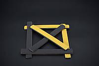 Сменный баф на основу МAXI 100 грит (5 мм) 50 шт