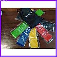 Набор резинок для фитнеса и йоги 5 шт, Фитнес-резинки