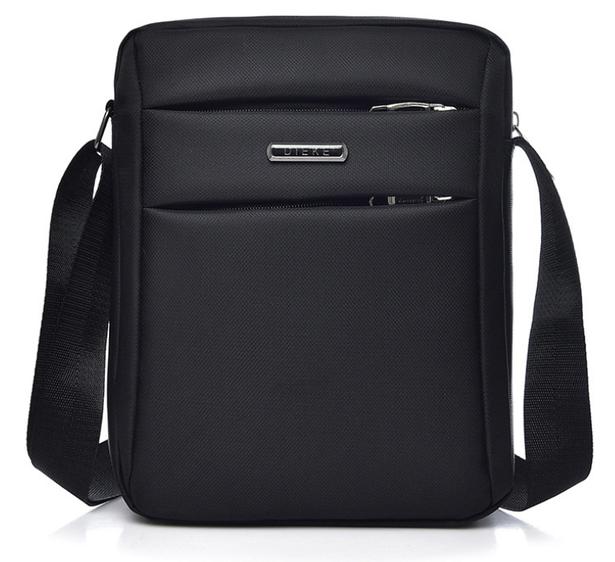 Мужская сумка барсетка DIEKE Черный