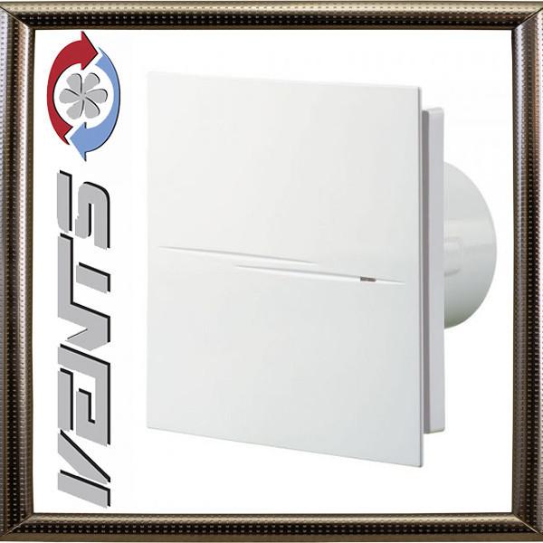 Вытяжной Вентилятор Вентс 100 Квайт Стайл ВТ  с шнурковым выключателем и регулируемым таймером