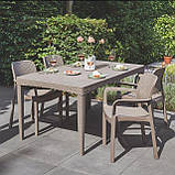 Набор садовой мебели Girona Samanna Garden Set из искусственного ротанга, фото 9