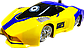 Антигравитационная машинка Wall Climber Minions (Желтая), фото 2