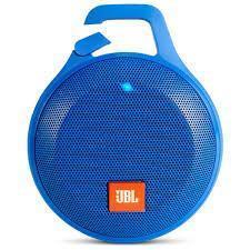 Портативная Блютуз колонка JBL Clip +(Синяя)