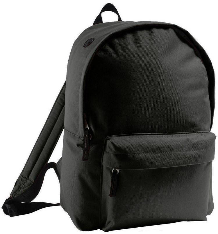 7f84d2b58947 Рюкзак фирмы Rider черного цвета - Интернет магазин обуви «im-РоLLi» в Киеве