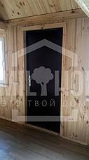 """Мобильный дачный домик """"НИШХАУС 2-18"""" 18м2., на основе цельно-сварного металлического каркаса., фото 2"""