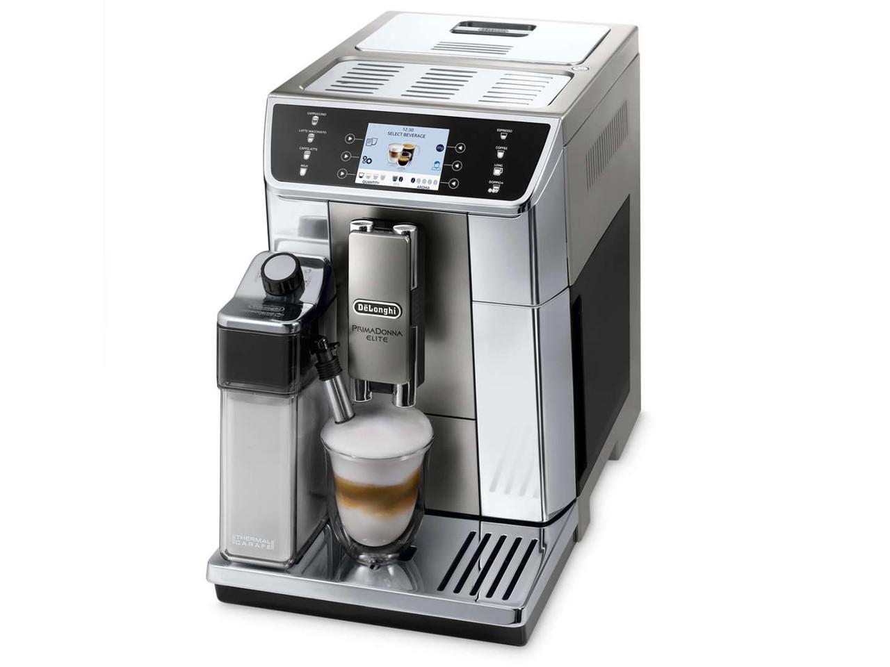 Кофемашина DeLonghi ECAM 650.55 MS