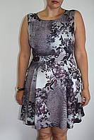 Платье в черно-белых тонах, фото 1