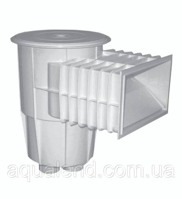 Скіммер стандарт під бетон Aquant
