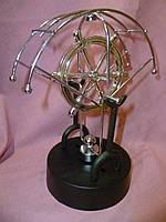 """Perpetuum Mobile """"Штурвал""""настольный - оригинальный сувенир 20 сантиметров высота"""