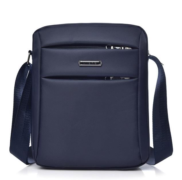 Мужская сумка барсетка DIEKE Синий