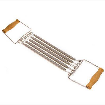 Эспандер металлический грудно-плечевой 60 см MS 1229, фото 2