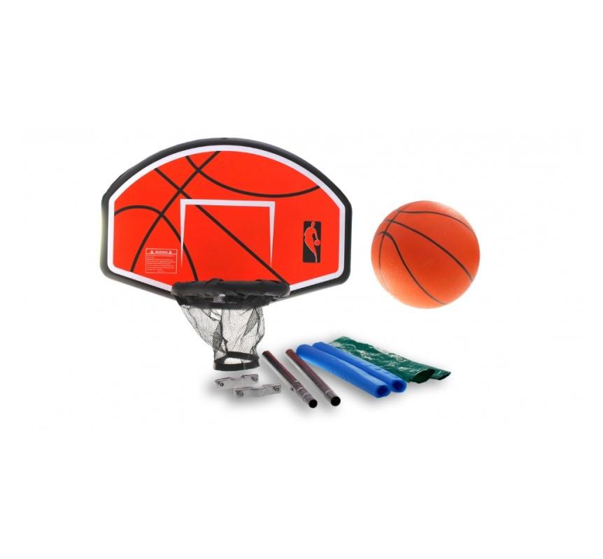 Баскетбольный щиток для батута + мячик