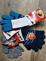 Перчатки для мальчиков оптом, DISNEY, № 68759